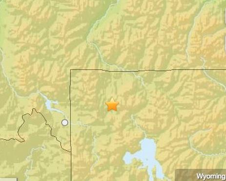 yellowstone quake 4.8